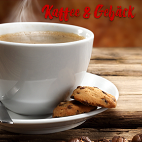 Kaffee & Gebäck